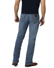 Wrangler 20X Men's Overcast Active Flex Competition Stretch Slim Jeans , Blue, hi-res