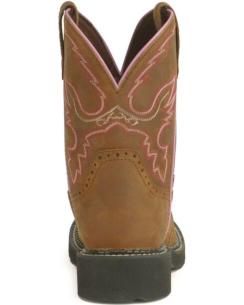 Justin Gypsy Aged Bark Cowgirl Boots, Aged Bark, hi-res