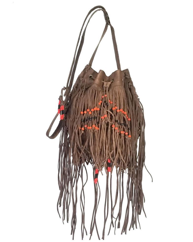 Kobler Leather Women's El Paso Crossbody Bag, Dark Brown, hi-res