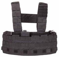 5.11 Tactical TaTec Chest Rig, Black, hi-res