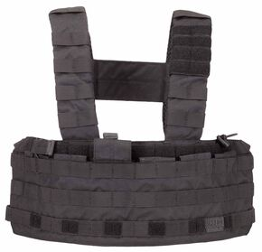 5.11 Tactical TaTec Chest Rig, Black, hi-res