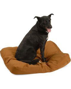 Carhartt Canvas Brown Duck Dog Bed, Brown, hi-res