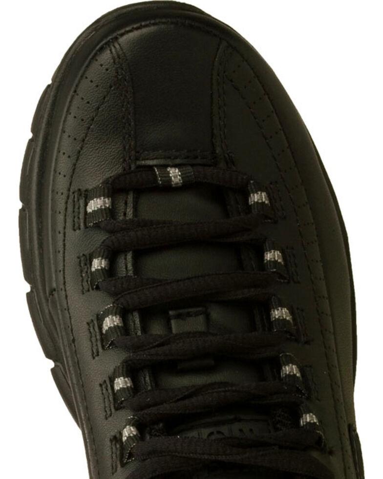 Skechers Women's Black Sure Track Trickel Slip Resistant Work Shoes , Black, hi-res