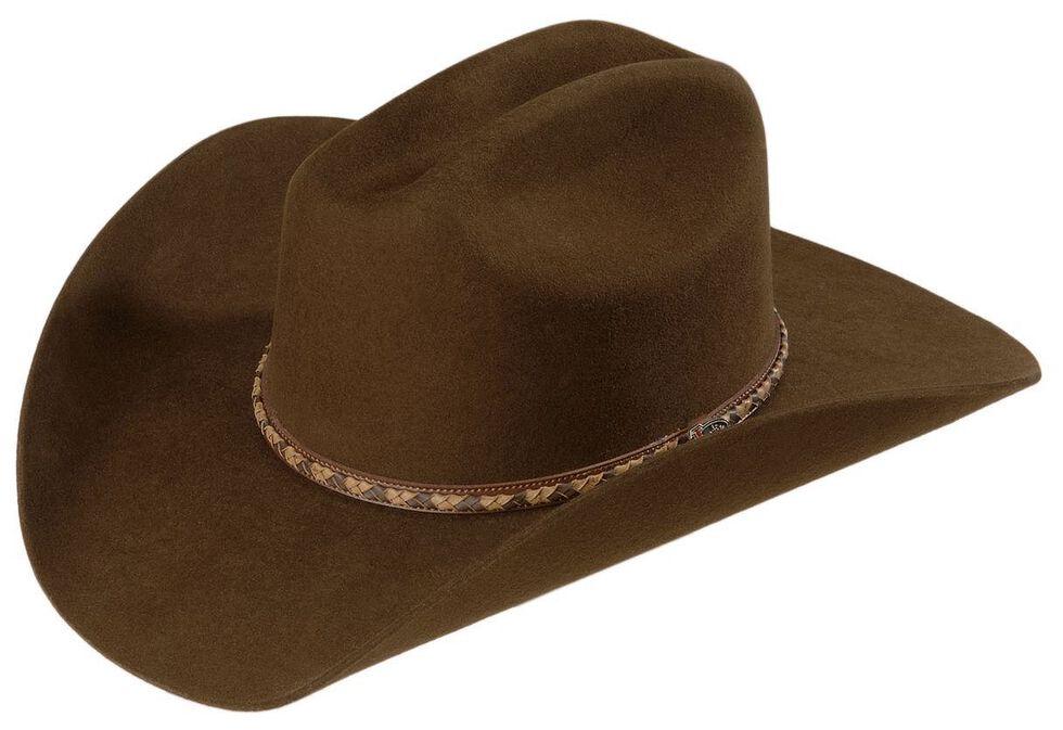 Justin Plains 2X Wool Felt Cowboy Hat  5aef2e17bb51
