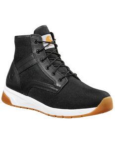 Carhartt Men's Black Lightweight Work Boots - Soft Toe, Black, hi-res