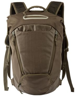 5.11 Tactical COVRT Boxpack, Dark Brown, hi-res