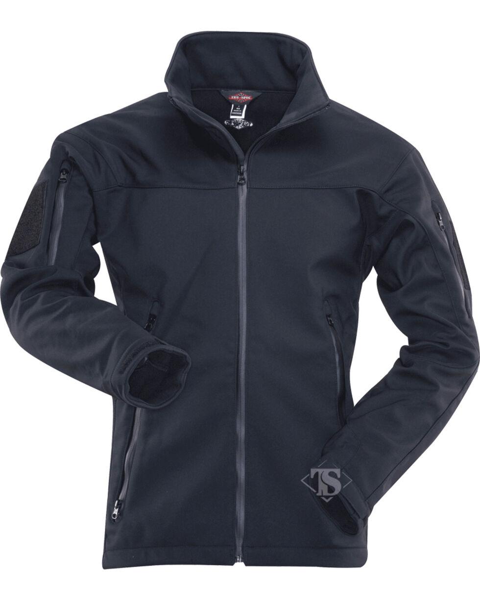 Tru-Spec 24-7 Series Tactical Softshell Jacket, Black, hi-res