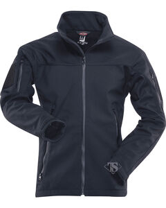 Tru-Spec 24-7 Series Tactical Softshell Jacket - Big and Tall, Black, hi-res