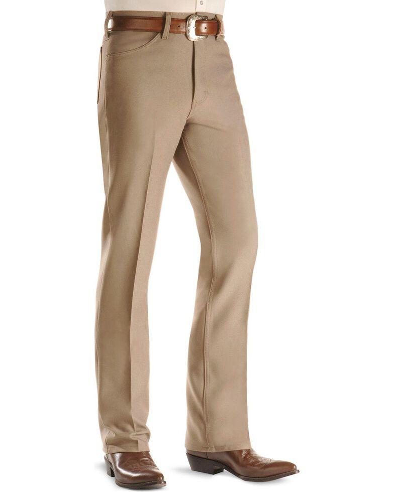 Wrangler Wrancher Dress Jeans - Big, Khaki, hi-res