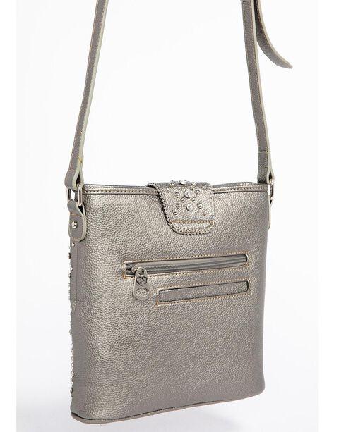Shyanne Women's Bling Buckle Crossbody Bag, , hi-res