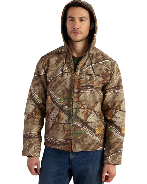 Carhartt Men's Camo Sierra Jacket - Big & Tall , Camouflage, hi-res