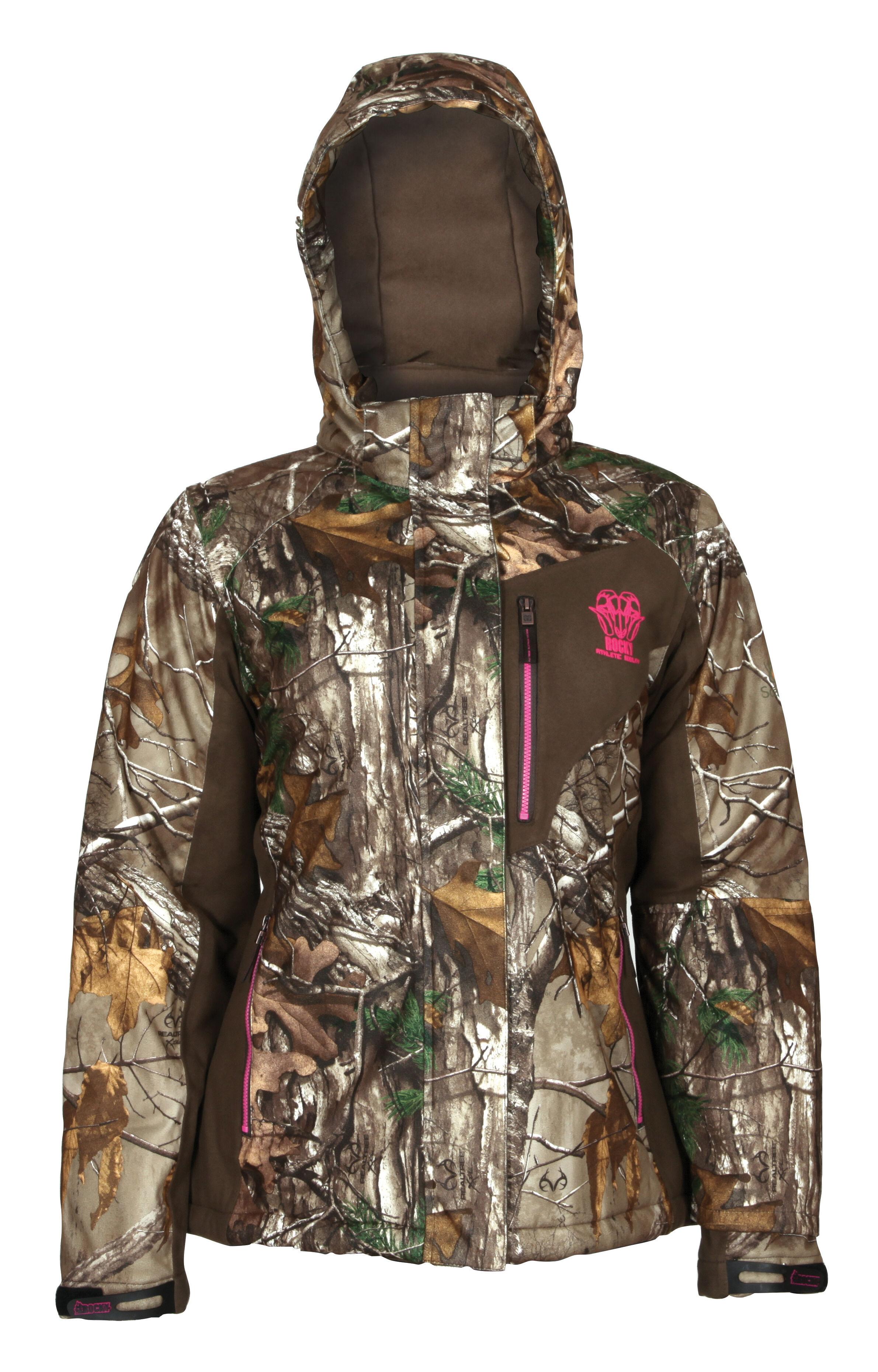 Realtree womens hunting jacket