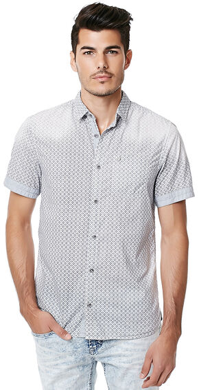 Buffalo David Bitton Men's Sasez Shirt, Print, hi-res