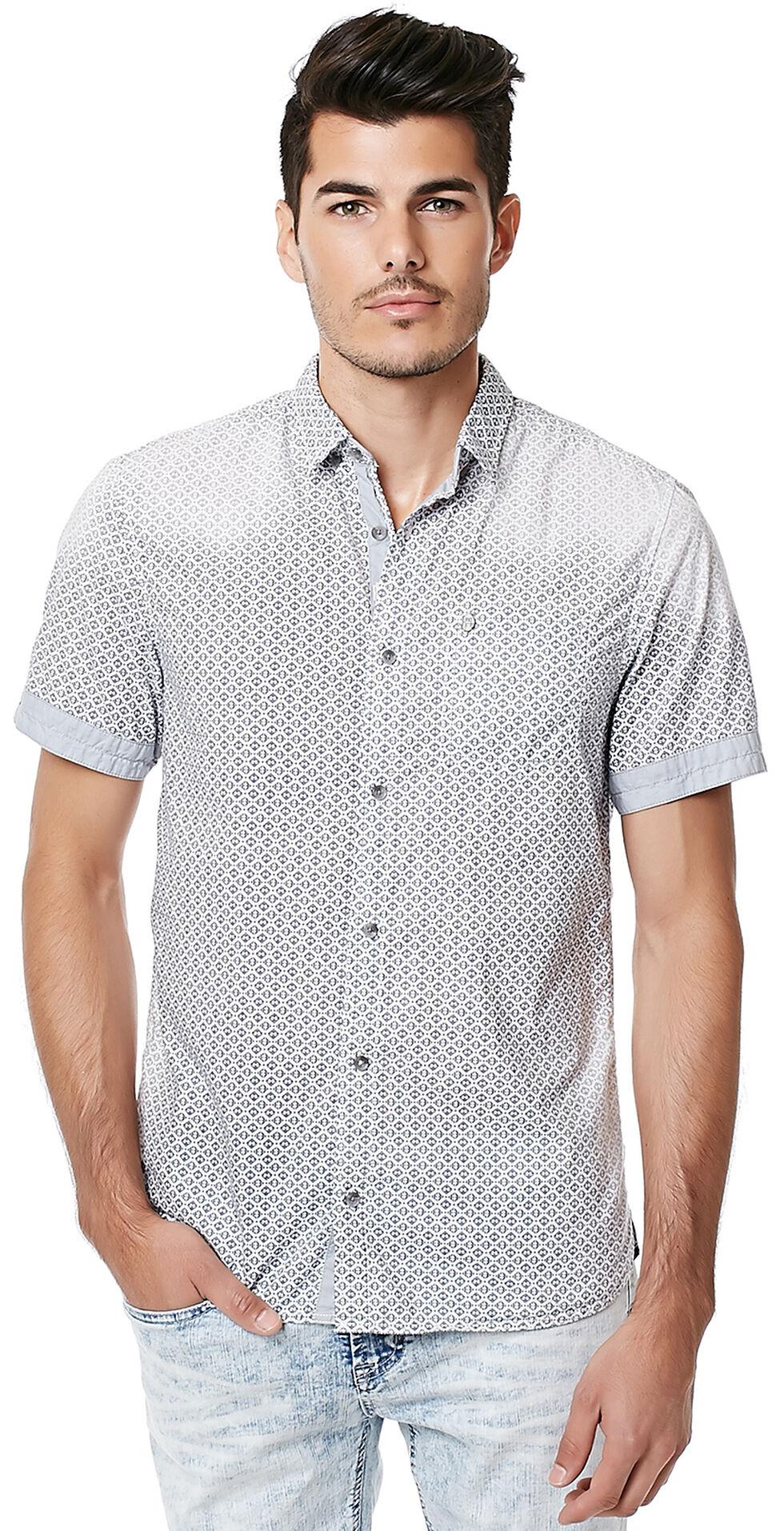 Buffalo David Bitton Men's Sasez Shirt, Print, hi-res