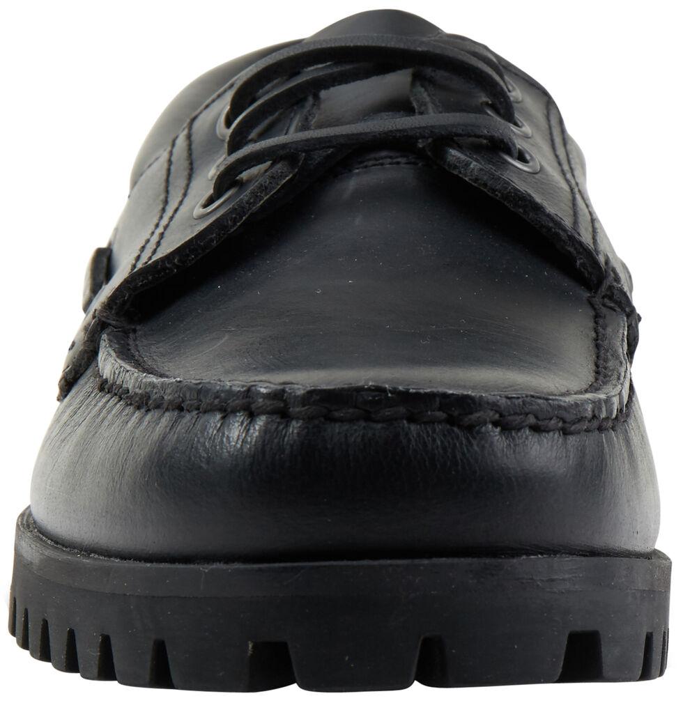 Eastland Men's Black Seville Oxfords , Black, hi-res