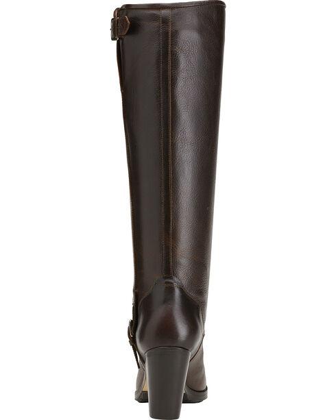Ariat Women's Gold Coast Fashion Boots - Round Toe, Brown, hi-res