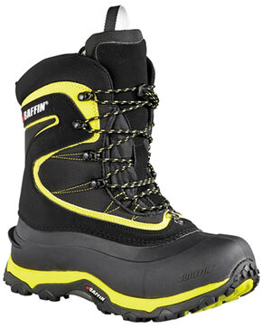 Baffin Men's Revelstoke Cold Weather Boots, Black, hi-res