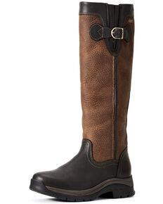 Ariat Women's Belford GTX Western Boots - Round Toe, Brown, hi-res