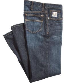 e14c39204f6 Cinch Mens White Label Dark Denim Jeans - Straight Leg