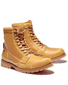 Timberland Men's Earthkeeper Work Boots - Soft Toe, Wheat, hi-res
