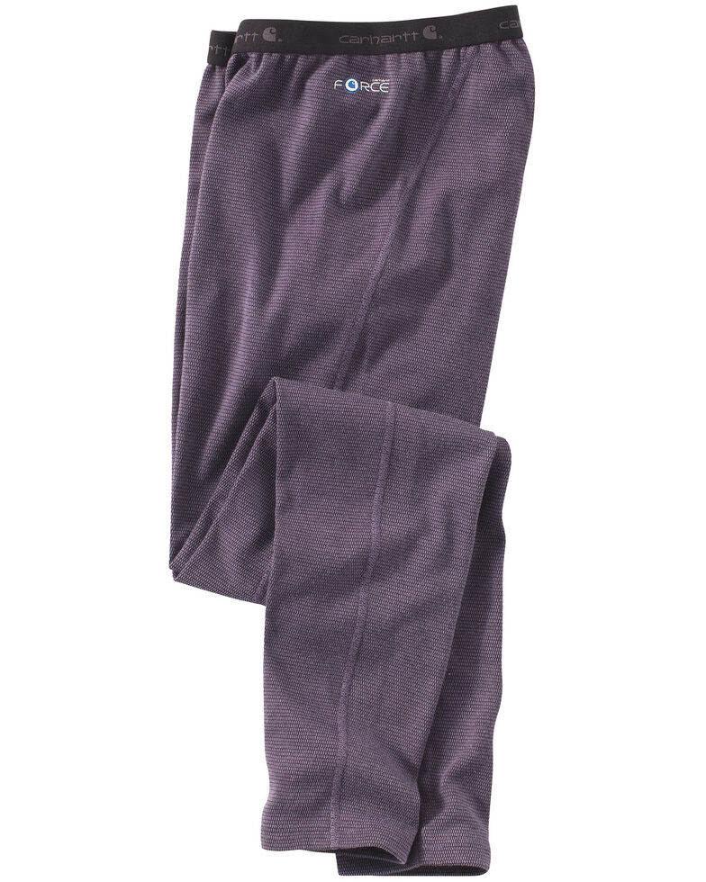Carhartt Women's Base Force Cold Weather Bottoms, Purple, hi-res