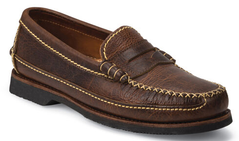 Chippewa Men's Rugged Casual Bison Penny Loafers, , hi-res