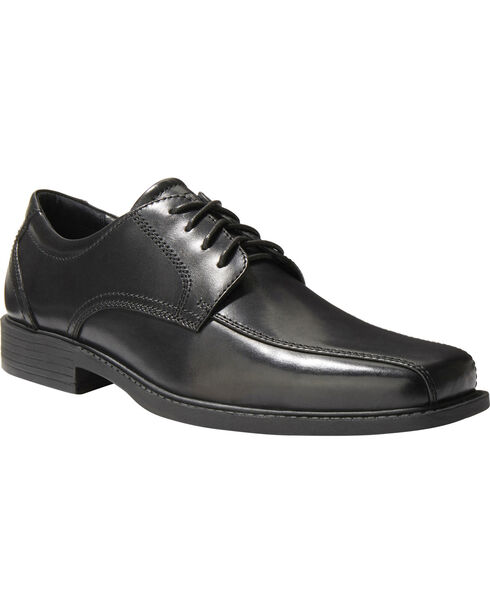 Eastland Men's Black Astor Lace Up Dress Oxford , Black, hi-res
