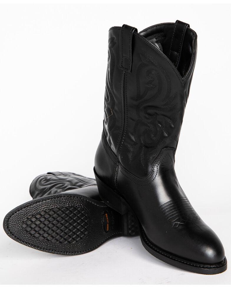 149c510e9d9 Cody James Men's Classic Black Western Boots - Medium Toe
