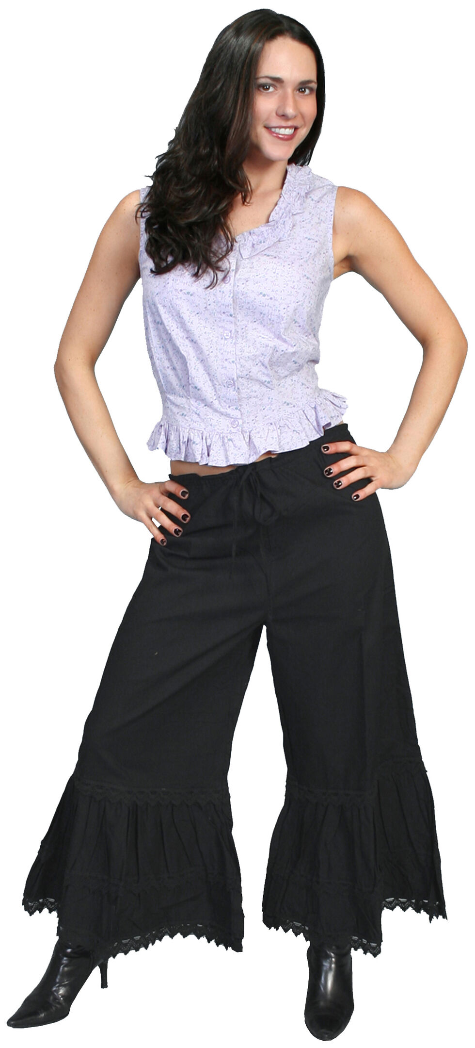 Rangewear by Scully Bloomers, Black, hi-res