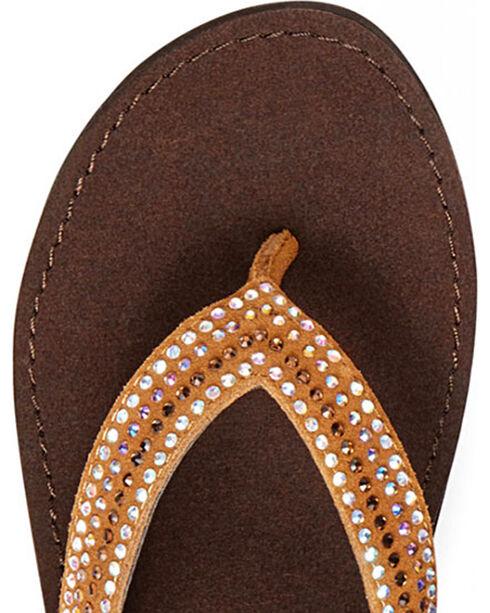 Yellow Box Women's Baxx Sandals, Cognac, hi-res
