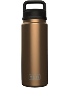 Yeti Rambler 26 oz Bottle with Chug Cap, Rust Copper, hi-res