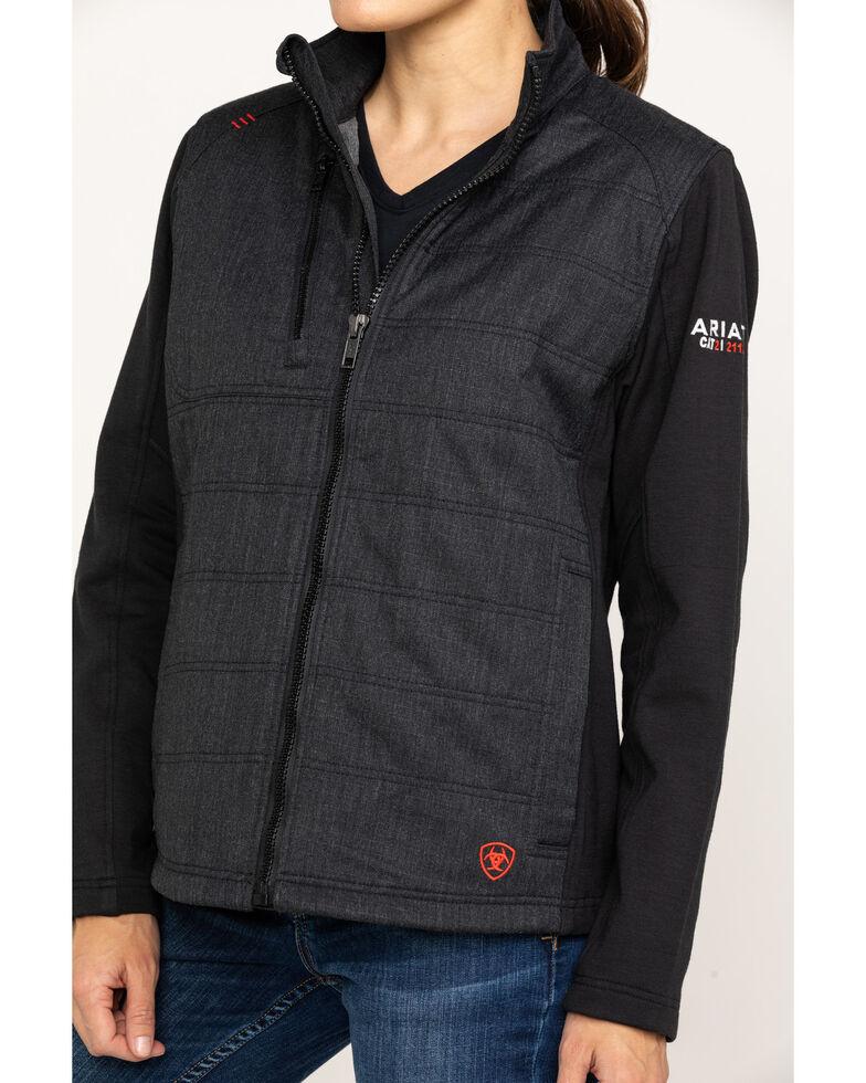 Ariat Women's FR Cloud 9 Insulated Jacket, Black, hi-res