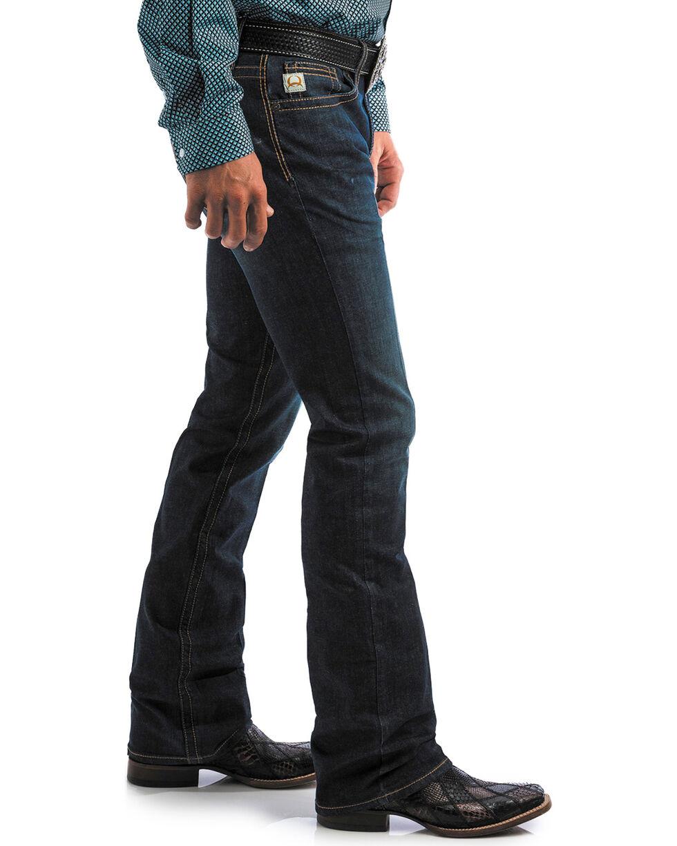 Cinch Men's Ian 360 Flex Slim Fit Jeans , Indigo, hi-res