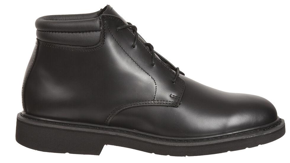 Rocky Polishable Dress Leather Chukka Boots, Black, hi-res