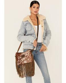 Keep It Gypsy Women's Cowhide Crossbody Bag, Multi, hi-res
