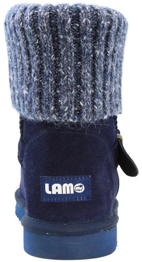 Lamo Footwear Women's Hurricane Boots , Navy, hi-res