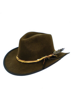 Peter Grimm Benny Hat, Brown, hi-res