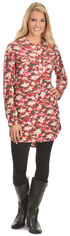 Red Ranch Pink Camo Tunic, Multi, hi-res