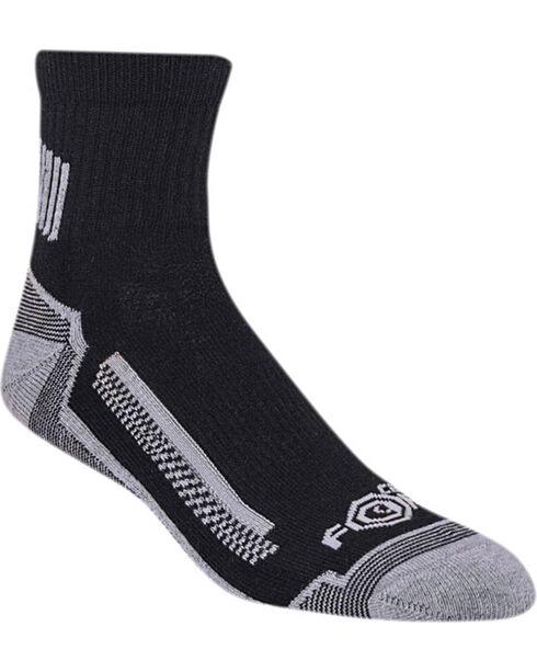 Carhartt Force Men's High Performance Work Quarter Sock - 3 Pack, , hi-res