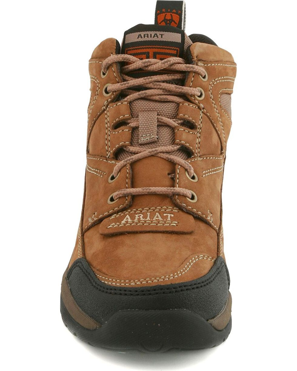 Ariat Women's Terrain Hiking Boots, Taupe, hi-res