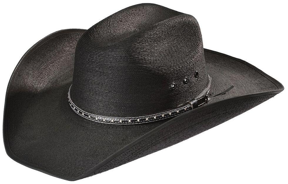 a05e4f7dbf895 Bullhide Country Strong Palm Leaf Straw Cowboy Hat
