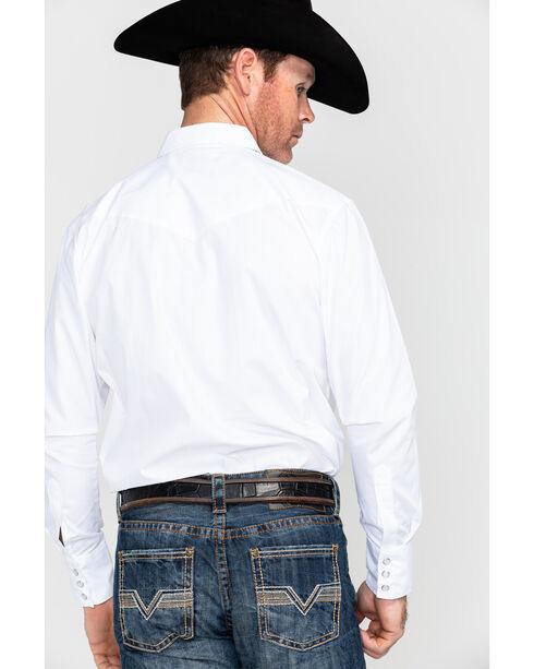 Gibson Trading Co. Men's White Water Long Sleeve Shirt - Big , White, hi-res