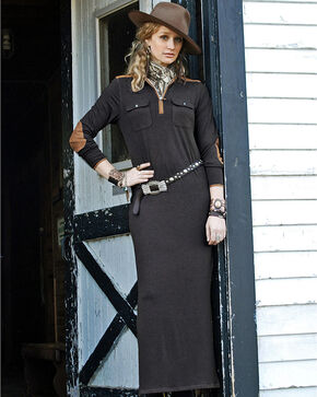 Tasha Polizzi Women's Hamilton Dress, Black, hi-res