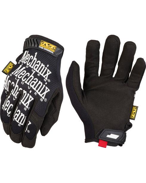 Mechanix Wear Original Work Gloves , Black, hi-res