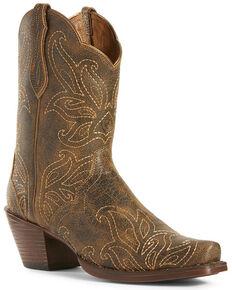 6c66ddcf66a Women's Ariat Short Boots - Sheplers