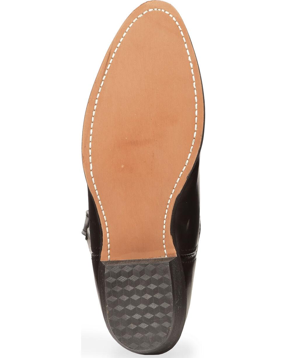 Laredo Basic Cowboy Boots, Black, hi-res