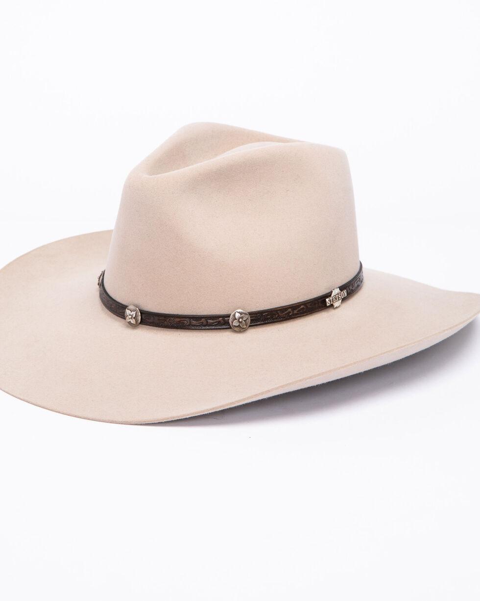 Stetson Ashford 6x Felt Cowboy Hat, Silver Belly, hi-res