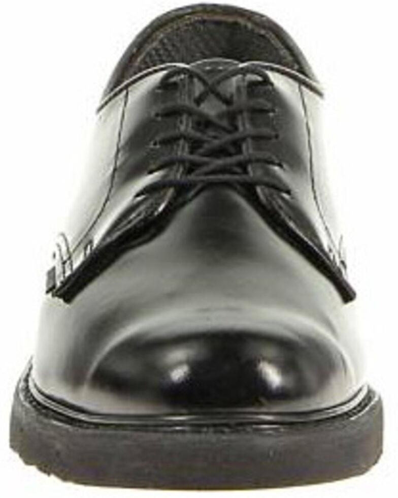 Bates Men's Lite Oxford Shoes - Round Toe, Black, hi-res