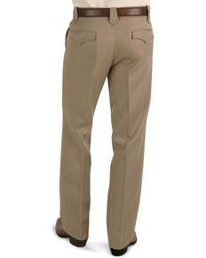 "Circle S Xpand Expandable Waistline Pants - Big - Up to 50"" Waist, Taupe, hi-res"