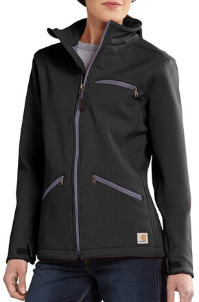 Carhartt Crowley Performance Jacket, Black, hi-res